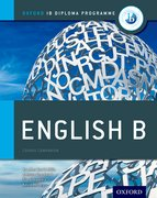 Cover for IB English B: Course Book