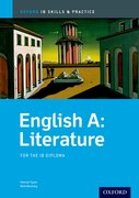 Cover for IB English A Literature Skills and Practice