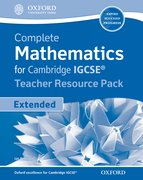 Cover for Complete Mathematics for Cambridge IGCSERG Teacher