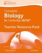 Cover for Complete Biology for Cambridge IGCSERG: Teacher