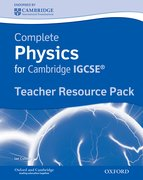 Complete Physics for Cambridge IGCSE®: Teacher's Resource Kit