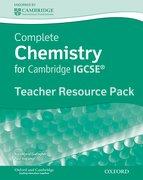 Cover for Complete Chemistry for Cambridge IGCSERG: Teacher