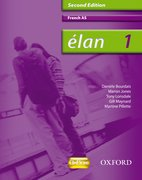 Élan 2008 editions for AQA