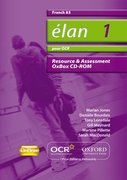 Cover for Élan 1
