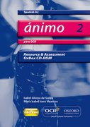 Cover for Ánimo 2