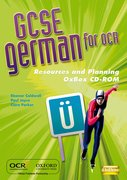 GCSE German for OCR - Extra Support