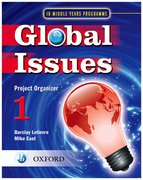 Cover for IB Global Issues Project Organizer 1