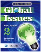 Cover for IB Global Issues Project Organizer 2
