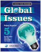Cover for IB Global Issues Project Organizer 5