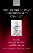 Cover for British and German Historiography, 1750-1950