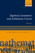 Cover for Algebraic Geometry and Arithmetic Curves