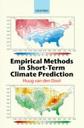 Cover for Empirical Methods in Short-Term Climate Prediction