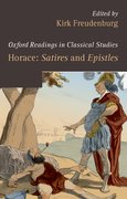 Cover for Horace: Satires and Epistles