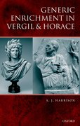 Cover for Generic Enrichment in Vergil and Horace