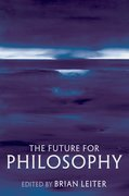 Cover for The Future for Philosophy