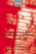 Cover for Secondary Predication and Adverbial Modification