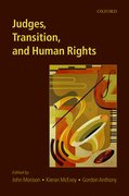 Cover for Judges, Transition, and Human Rights