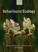 Danchin, Giraldeau and Cezilly: Behavioural Ecology