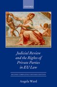 Cover for Individual Rights and Private Party Judicial Review in the EU