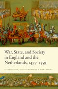 Cover for War, State, and Society in England and the Netherlands 1477-1559