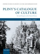 Pliny's Catalogue of Culture