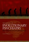 Cover for Textbook of Evolutionary Psychiatry