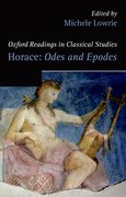 Cover for Horace: Odes and Epodes