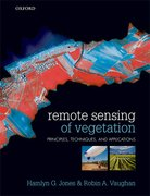 Cover for Remote Sensing of Vegetation