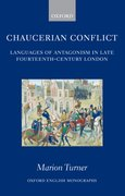 Cover for Chaucerian Conflict