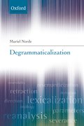 Cover for Degrammaticalization