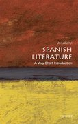 Cover for Spanish Literature: A Very Short Introduction