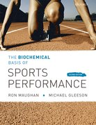 Cover for The Biochemical Basis of Sports Perfomance