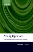 Cover for Asking Questions