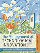 Cover for The Management of Technological Innovation