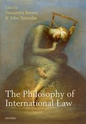 Cover for The Philosophy of International Law