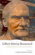 Cover for Gilbert Murray Reassessed