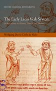 Cover for The Early Latin Verb System