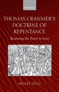 Cover for Thomas Cranmer