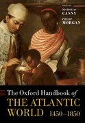 Cover for The Oxford Handbook of the Atlantic World