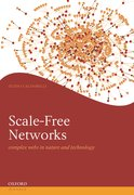 Scale-Free Networks Complex Webs in Nature and Technology