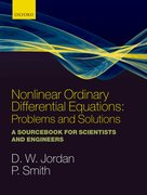 Cover for Nonlinear Ordinary Differential Equations: Problems and Solutions