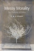 Cover for Messy Morality