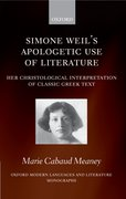 Cover for Simone Weil