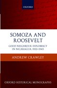 Cover for Somoza and Roosevelt