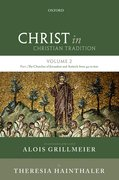 Cover for Christ in Christian Tradition: Volume 2 Part 3