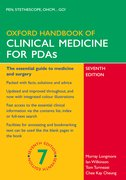 Cover for Oxford Handbook of Clinical Medicine for PDA