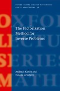 Cover for The Factorization Method for Inverse Problems