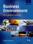 Harrison: Business Environment in a Global Context