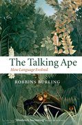 Cover for The Talking Ape