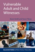 Cover for Vulnerable Adult and Child Witnesses